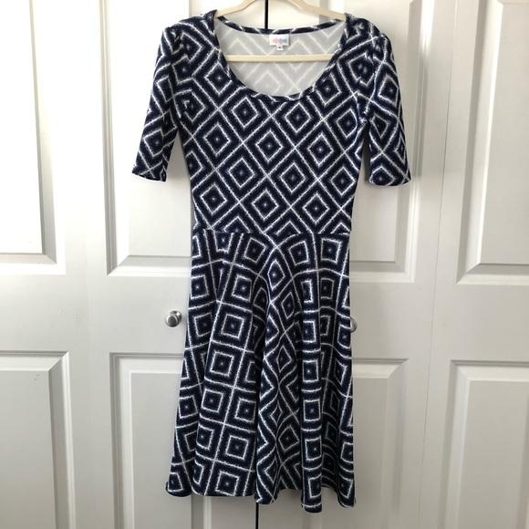 LuLaRoe Dresses & Skirts - [Lularoe] Fit and Flare dress